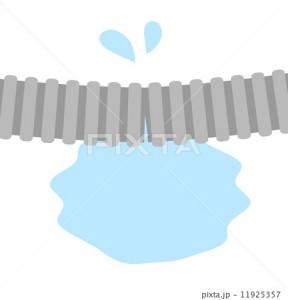 洗面ホース 水漏れ