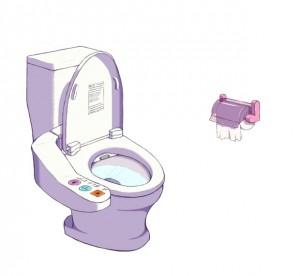 シャワートイレ 画像