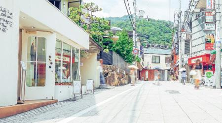 岡本駅 画像