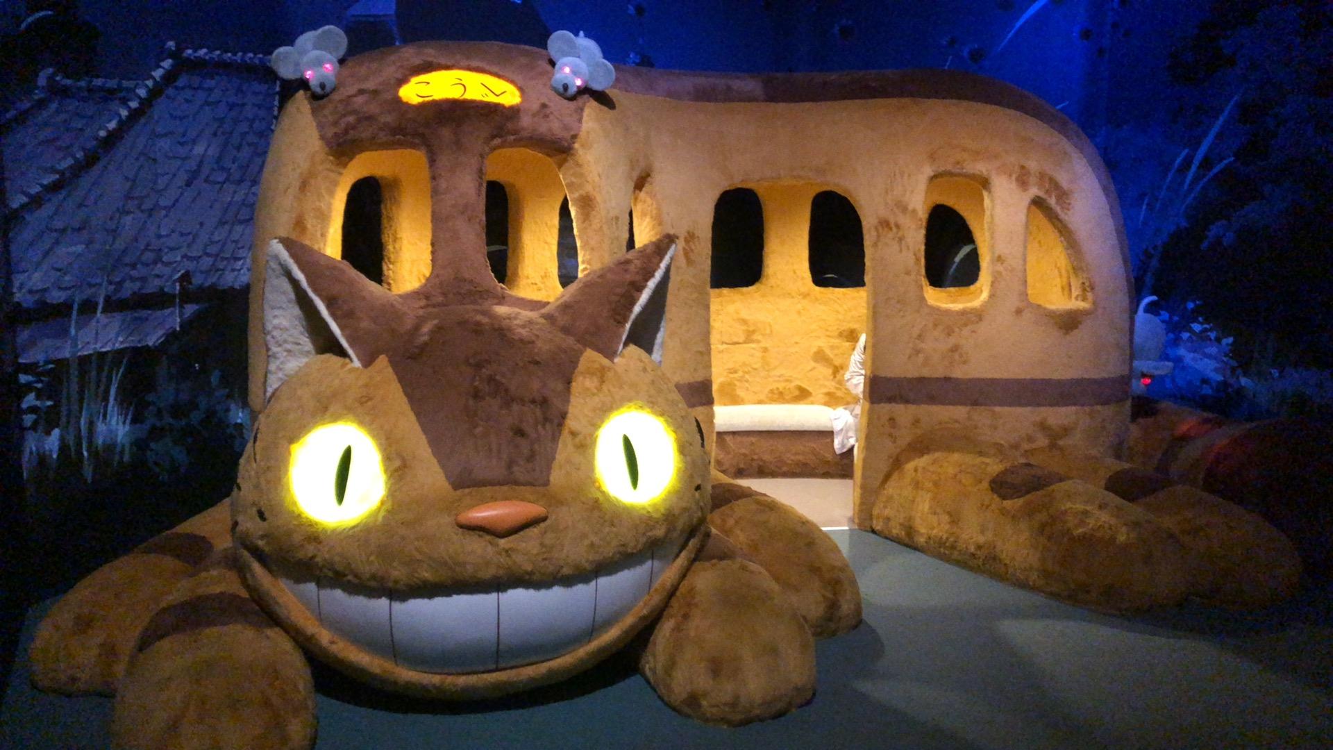 ジブリの大博覧会 兵庫県立美術館 ライフサイクル株式会社